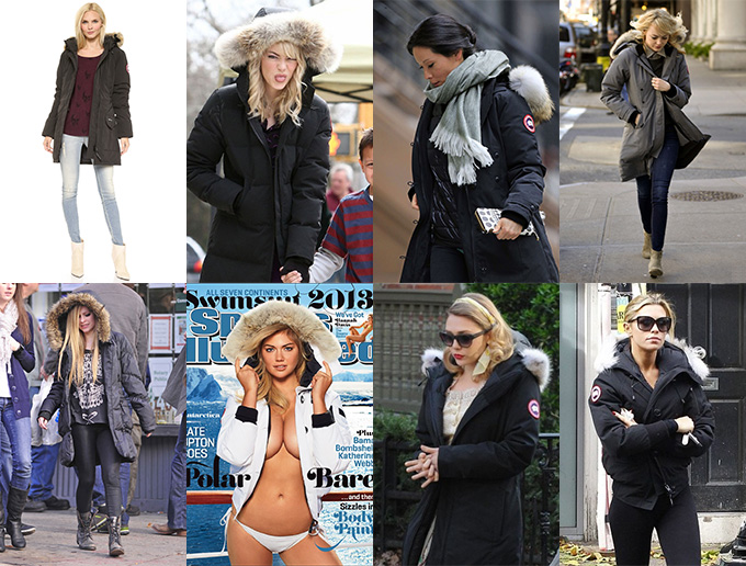 It's Freezing, This is How Celebs Stay Warm